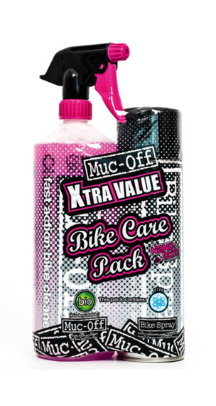 Muc-Off X-Tra Value Tvåpack